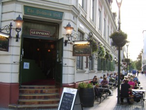 The Pickwick pub