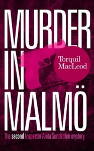 Book 2 Cover - Murder in Malmö