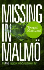 Book 3 Cover - Missing in Malmö